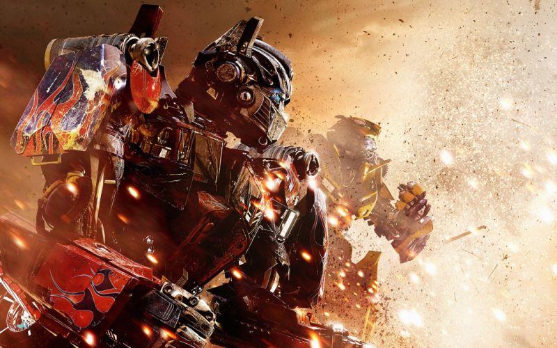 Optimus prime transformers bumblebee wallpaper