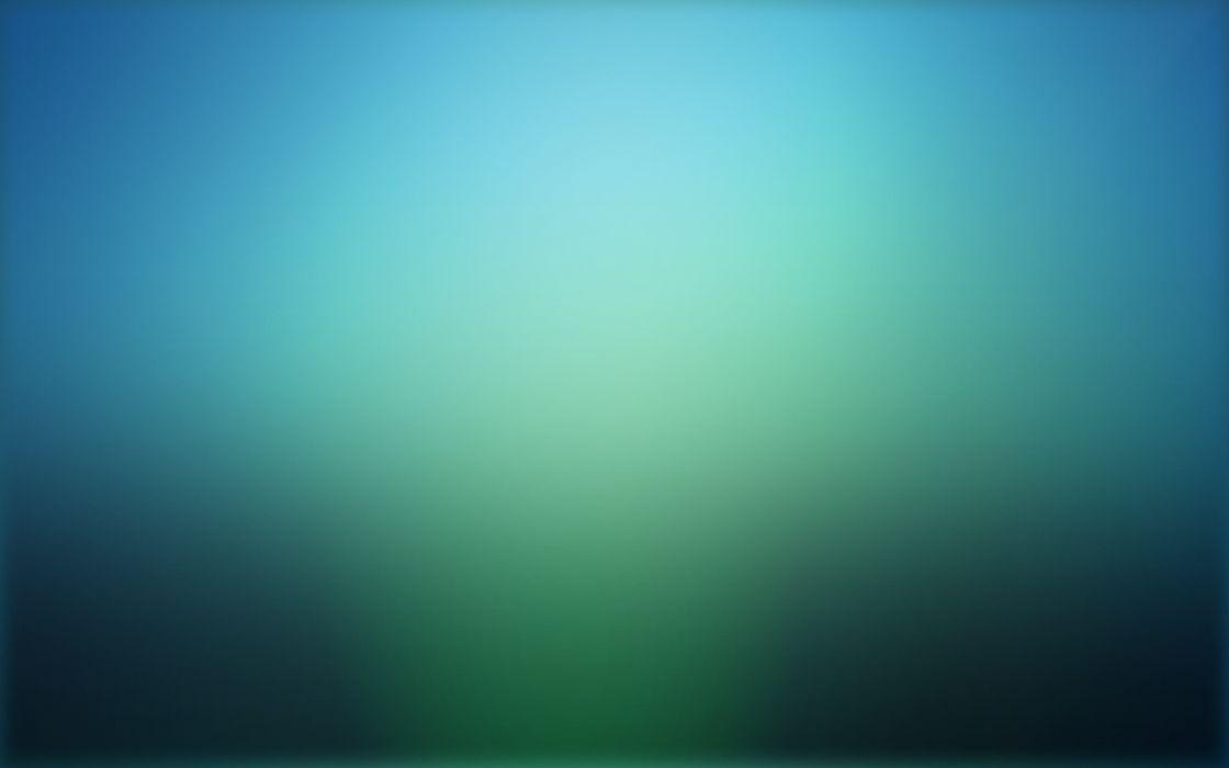 Blue gaussian blur wallpaper