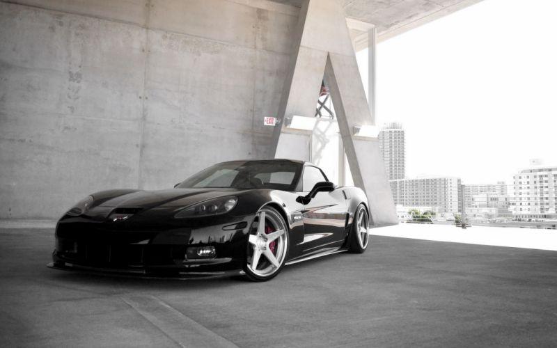 Cars chevrolet chevrolet corvette z06 wallpaper