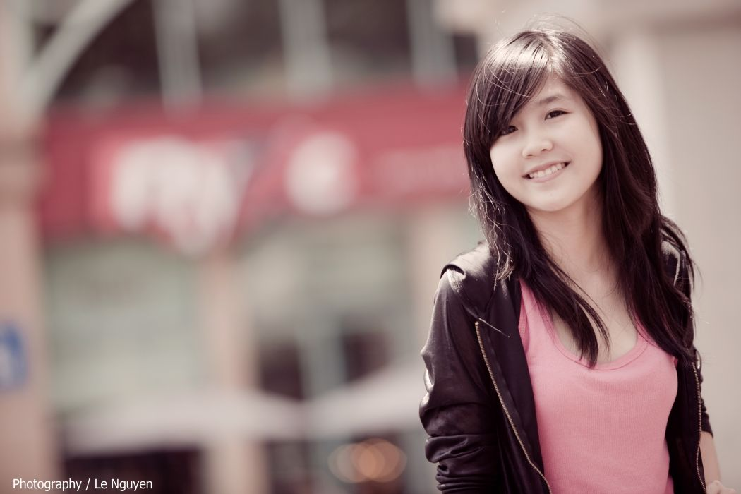vietnames girl wallpaper