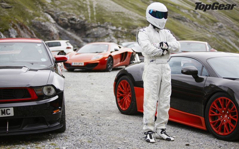 Top gear the stig wallpaper
