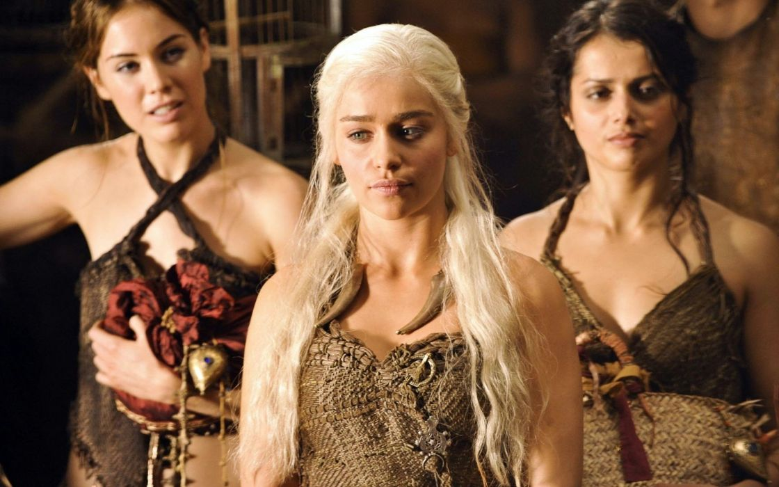 Women actress game of thrones a song of ice and fire roxanne mckee tv series emilia clarke daenerys targaryen wallpaper