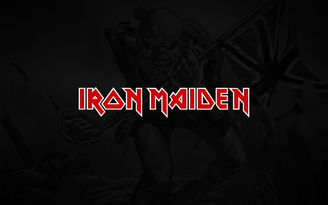 Iron maiden eddie wallpaper