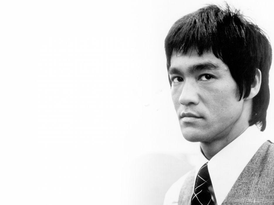 Bruce lee martial arts wallpaper