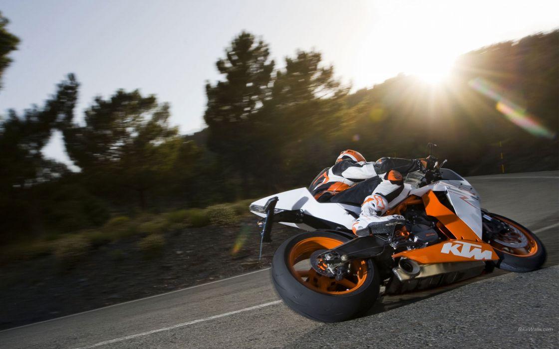 Ktm ktm rc8 motorbikes motorcycles wallpaper