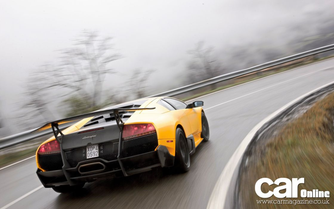 Cars lamborghini murcielago lp640 wallpaper