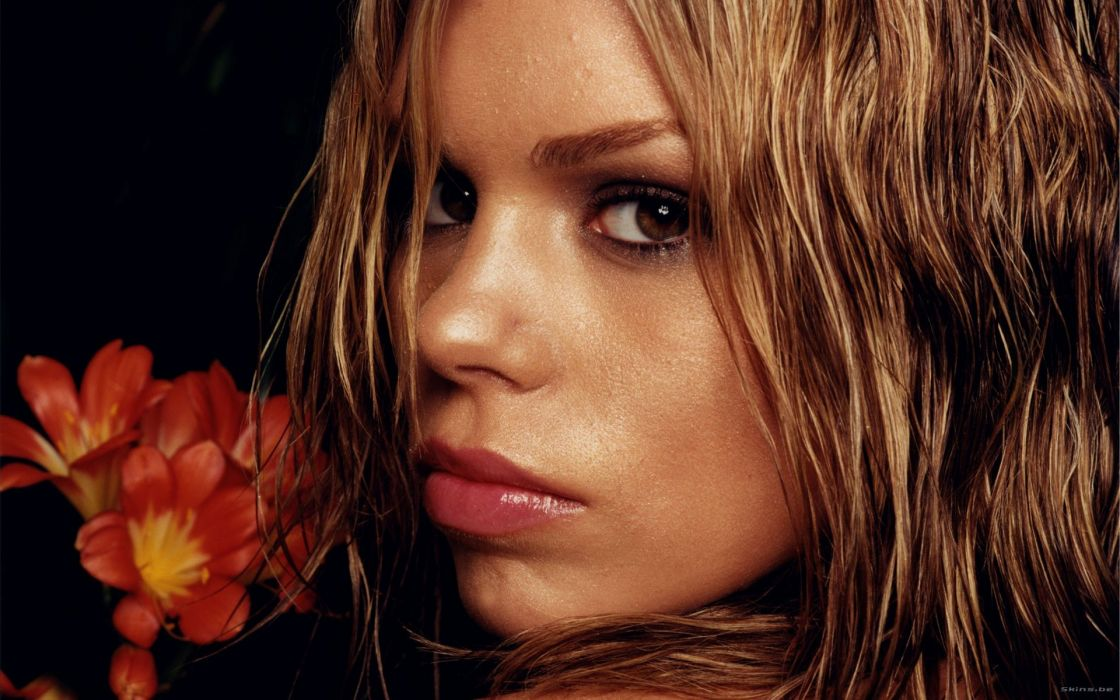 Up flowers billie piper faces wallpaper