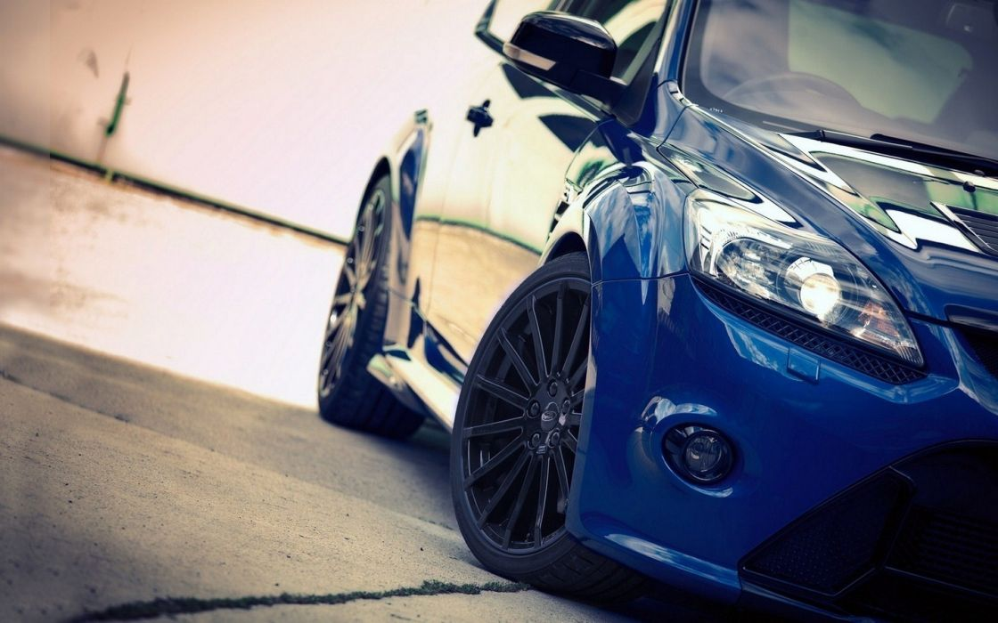 Cars ford focus rs wallpaper