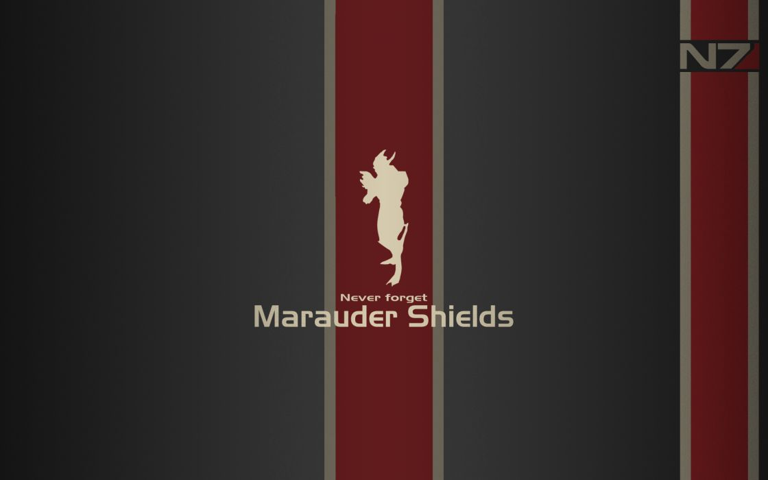 Never forget n7 mass effect 3 marauder shields left wallpaper