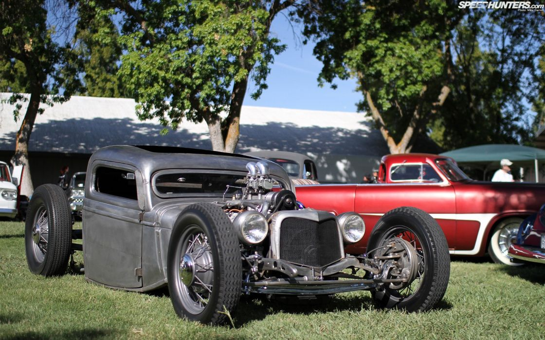 Hot rod mike classic cars wallpaper