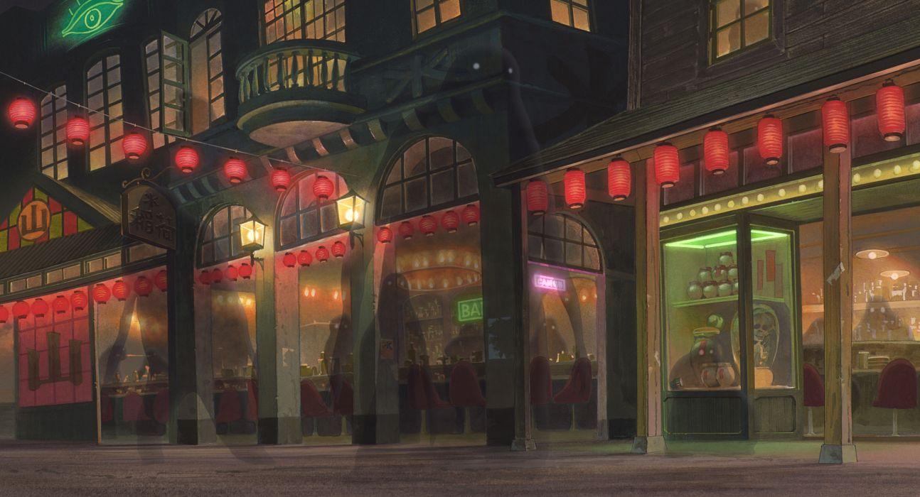 Hayao miyazaki spirited away miyazaki nodoka wallpaper
