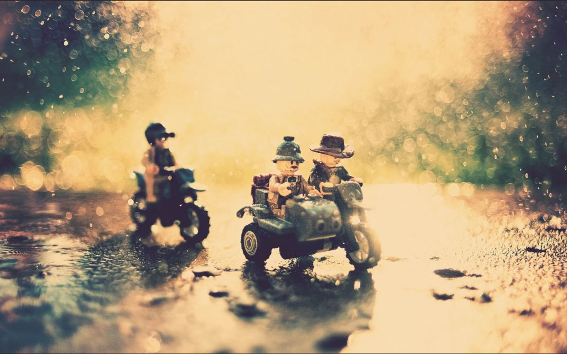 Lego indiana jones toys (children) wallpaper