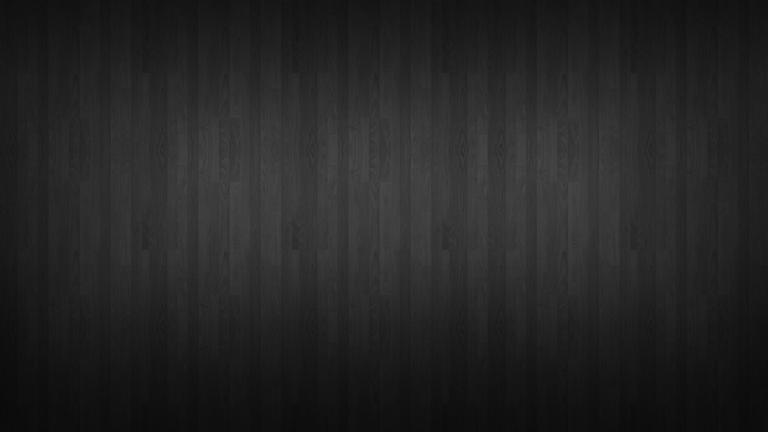 floor black dark wood textures wallpaper 2560x1440