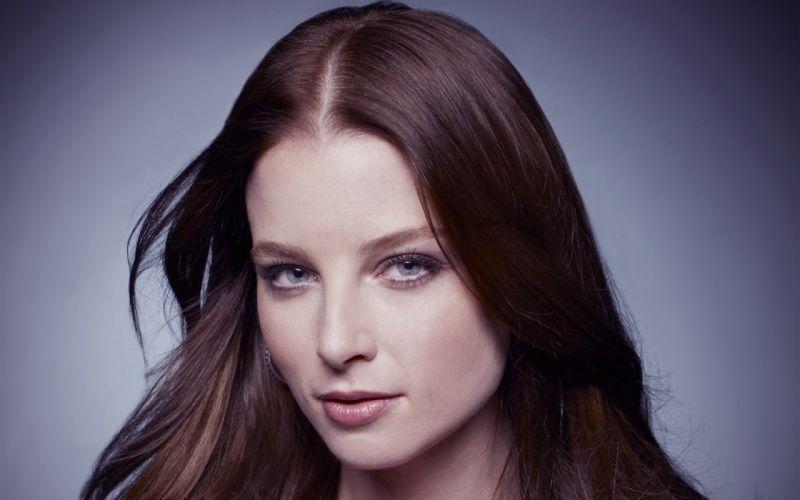 Women blue eyes actress models rachel nichols wallpaper