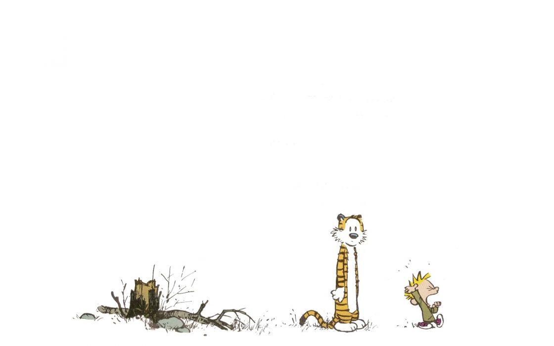 Calvin calvin and hobbes wallpaper