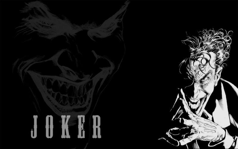 Batman the joker wallpaper