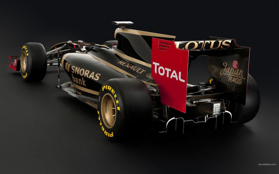 Cars formula one lotus renault gp wallpaper