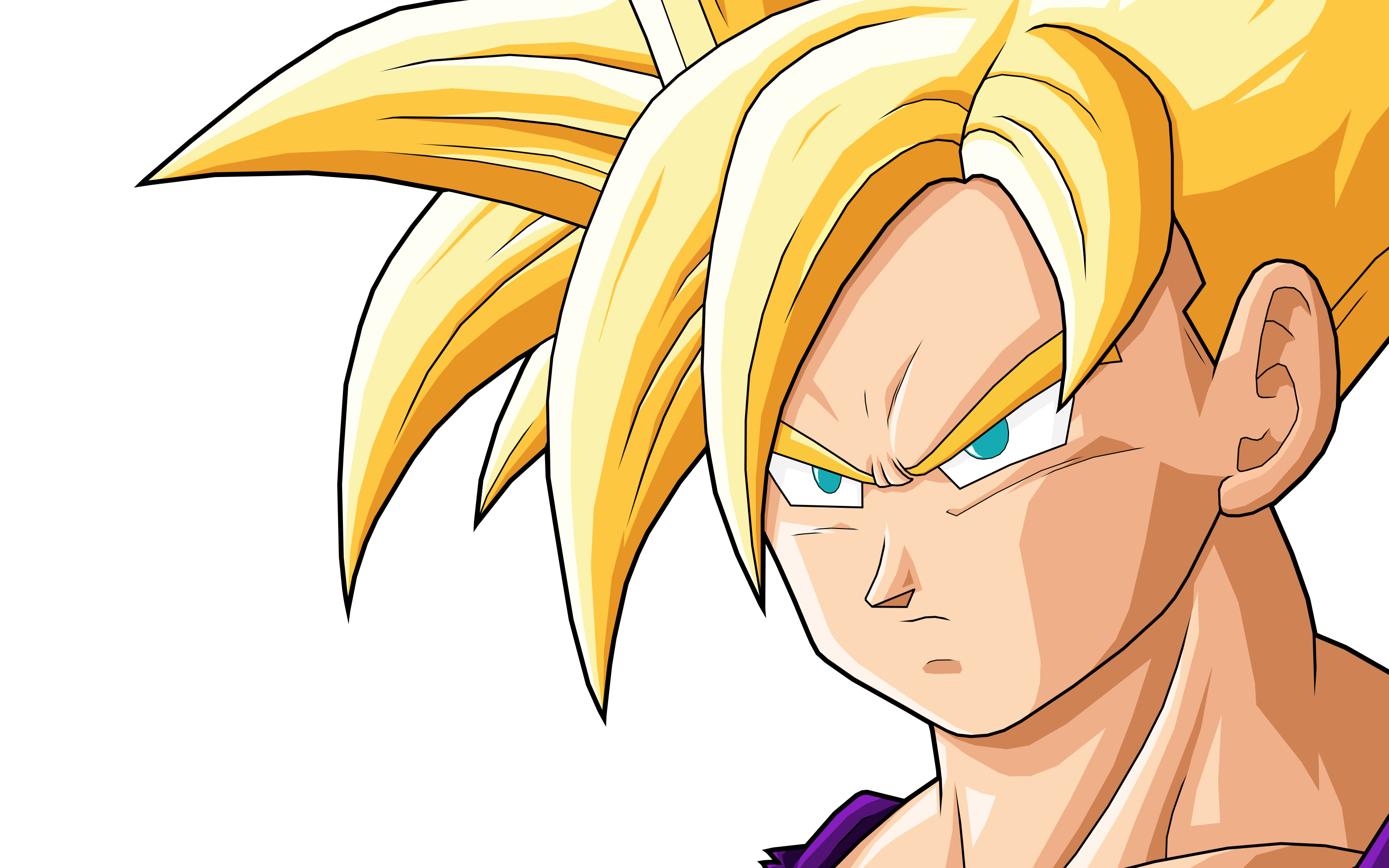 Son goku dragon ball z wallpaper 2880x1800 19431 - Dragon ball super background music mp3 download ...