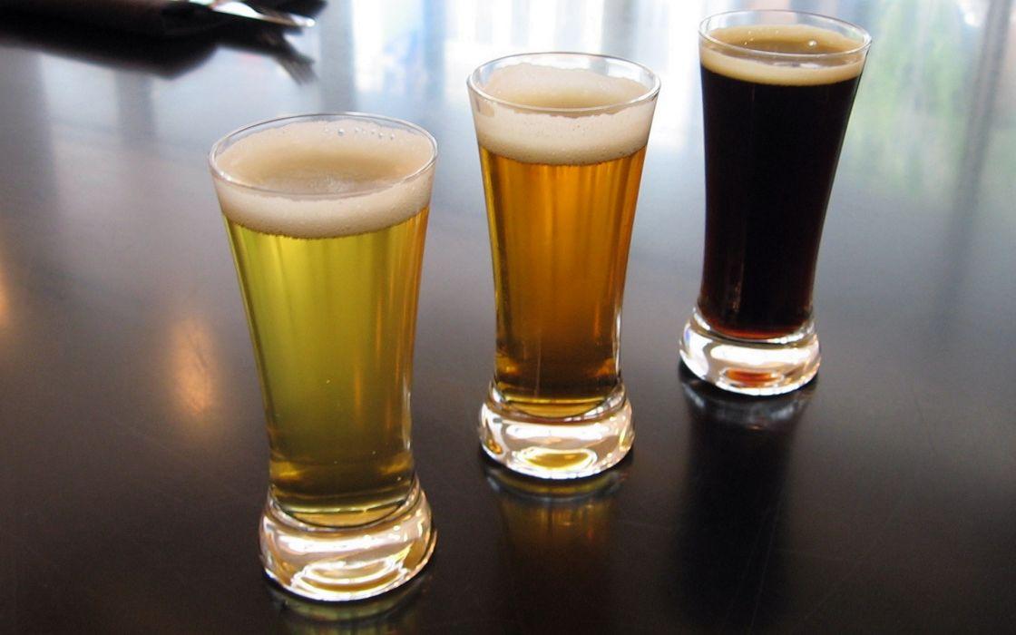 Beers drinks wallpaper