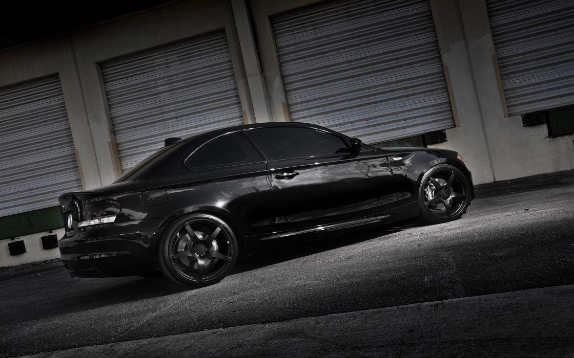 Monochrome vehicles tuning sport cars black cars wallpaper