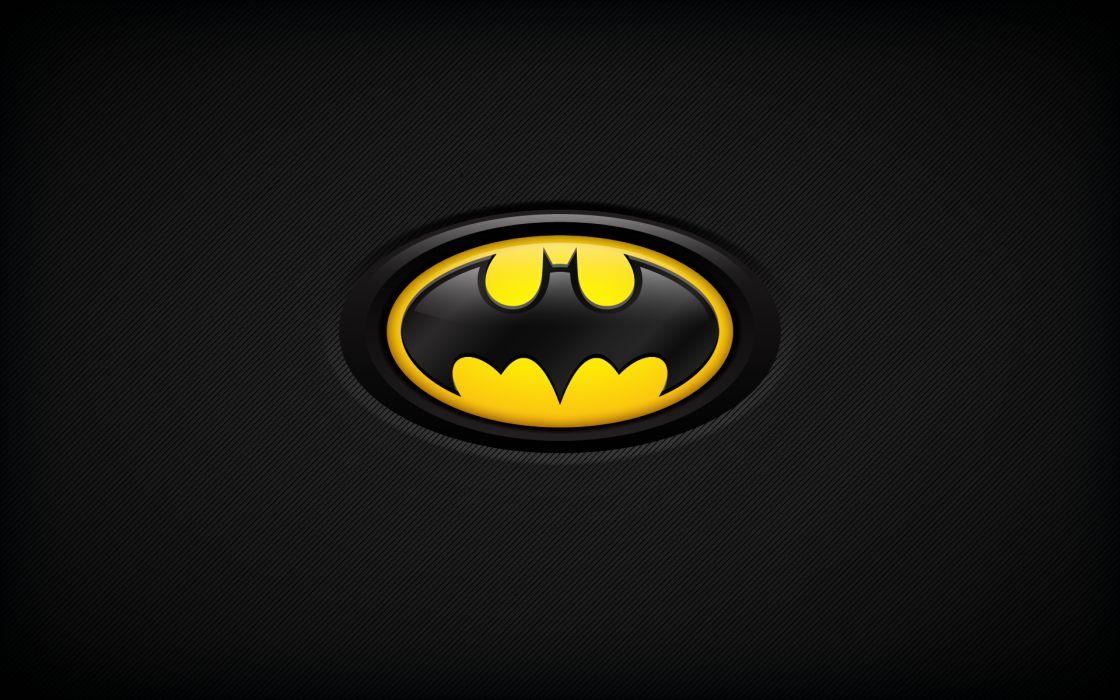 Batman minimalistic dc comics batman logo wallpaper