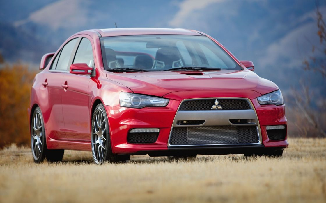 Cars mitsubishi vehicles wallpaper