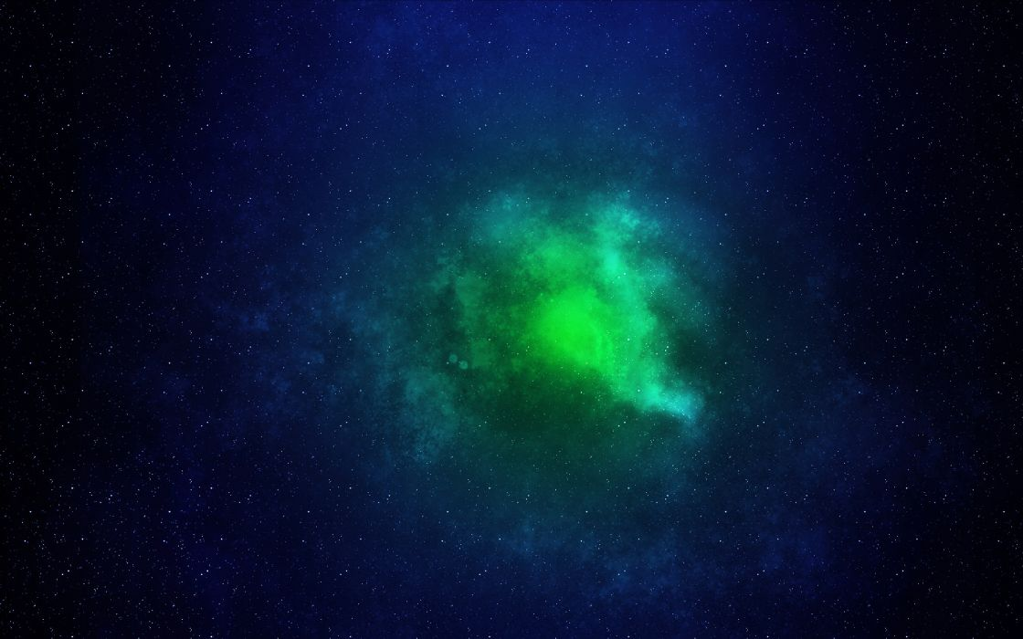Outer space galaxy wallpaper