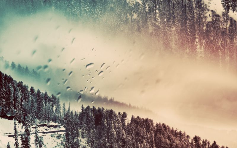 Winter (season) wallpaper