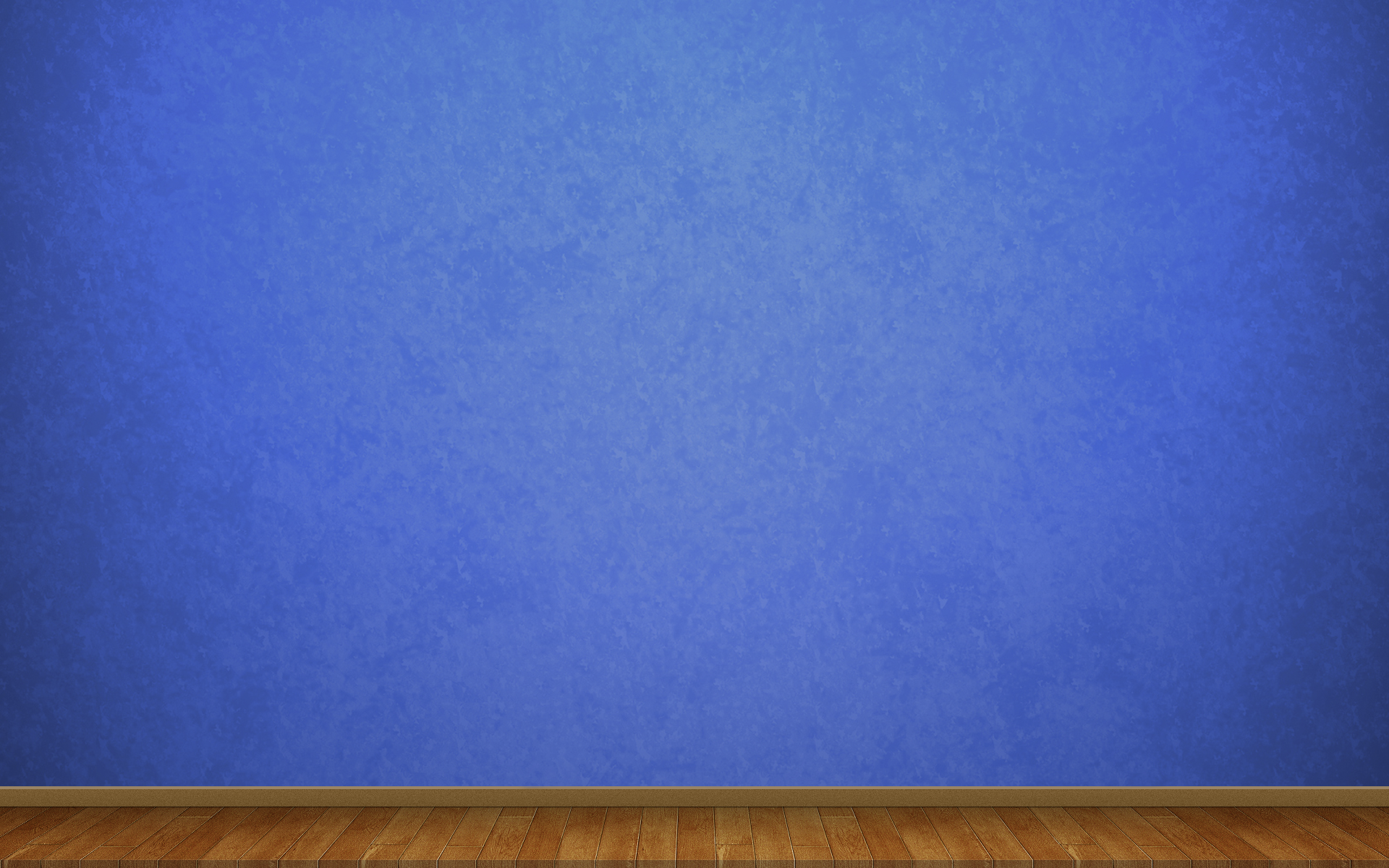 3d view blue minimalistic wall wallpaper 1920x1200