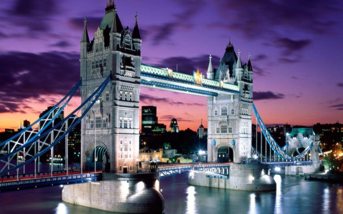 Architecture london bridges tower bridge wallpaper