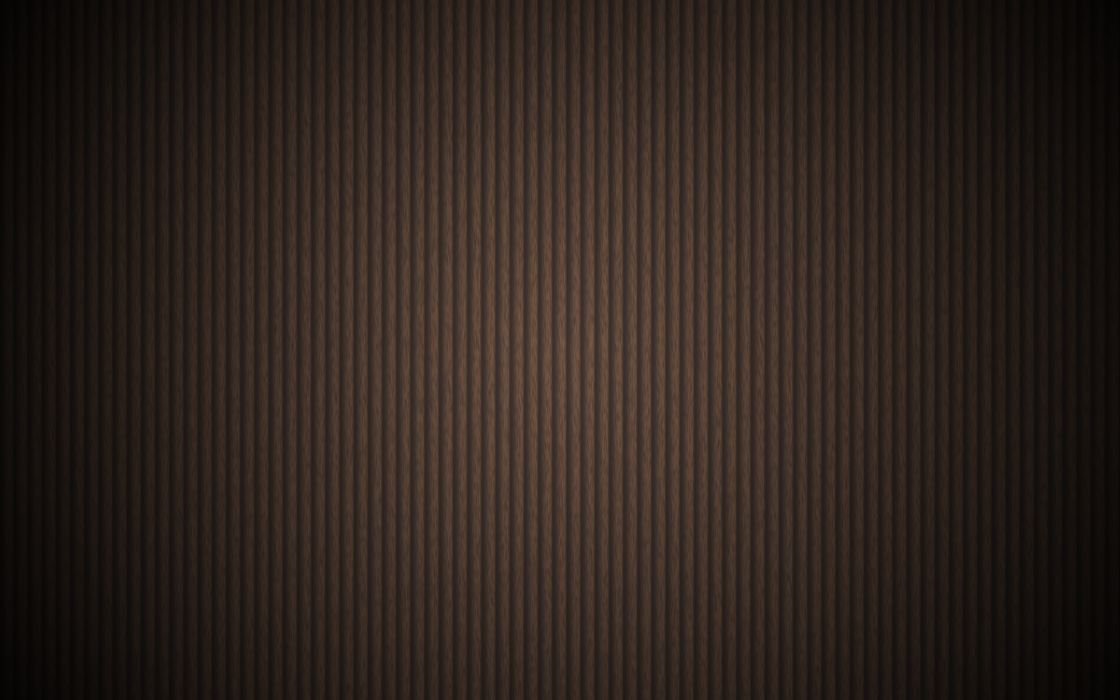 Minimalistic patterns striped texture brown wallpaper
