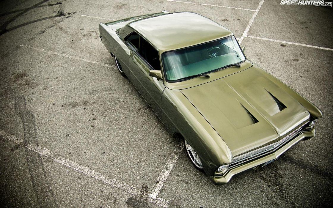 Cars killers nova 1966 wallpaper