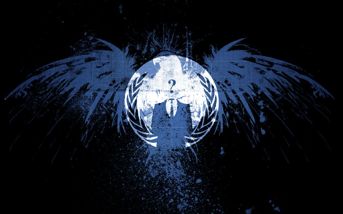 Anonymous eagles wallpaper