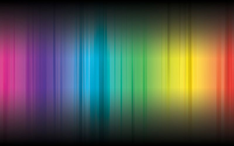 Abstract multicolor colored wallpaper