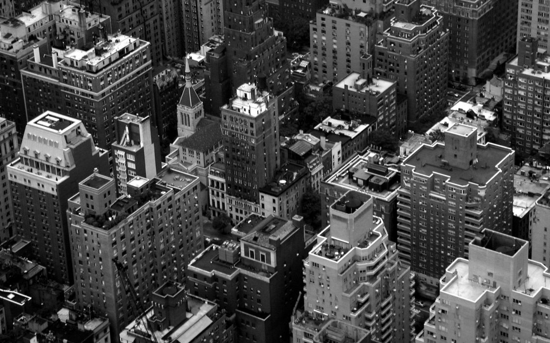 Cityscapes buildings new york city manhattan wallpaper