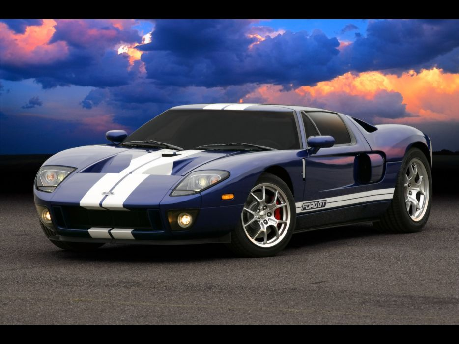 Cars vehicles ford gt wallpaper