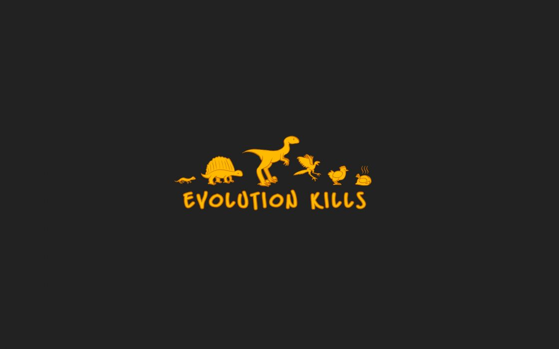 Evolution wallpaper