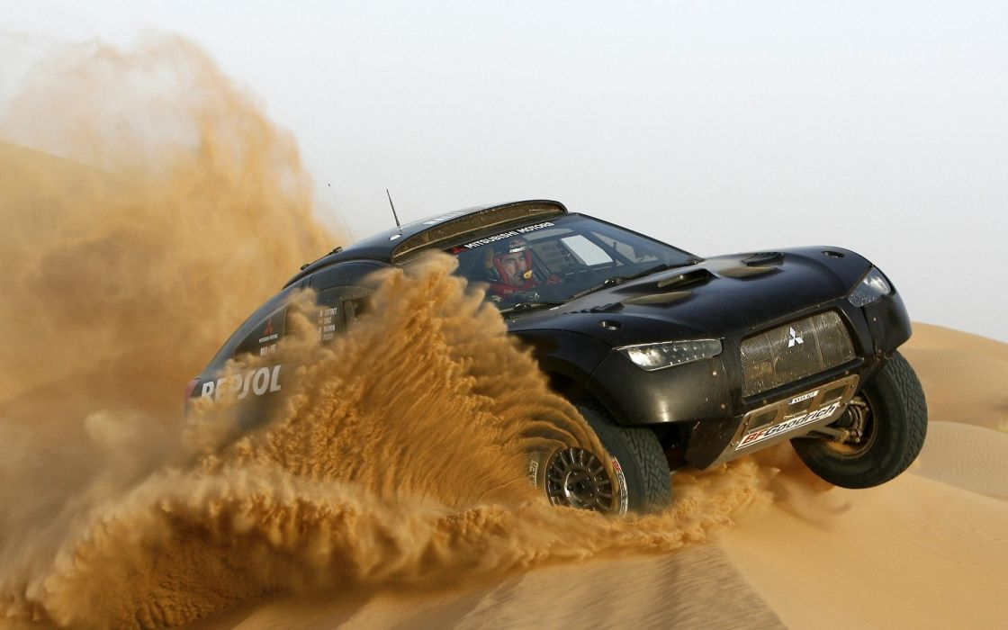 Cars dakar wallpaper