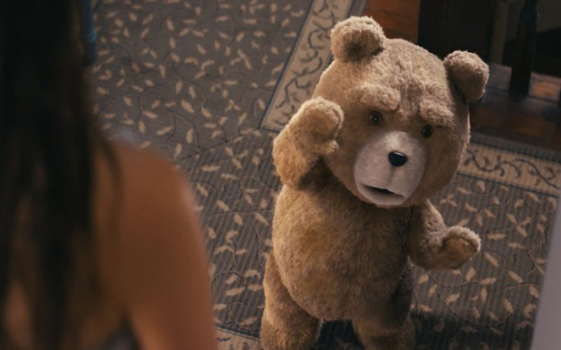 Movies funny teddy bears ted wallpaper