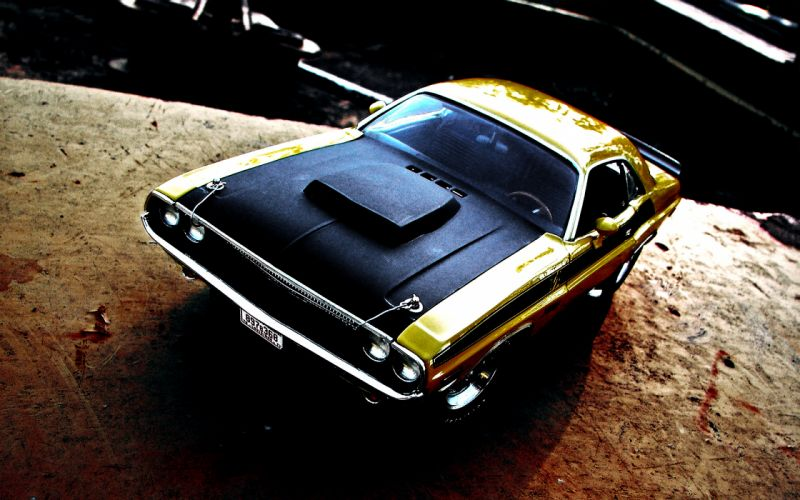 Dodge challenger wallpaper