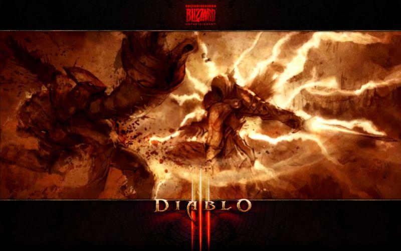 Video games diablo tyrael blizzard entertainment diablo iii games wallpaper