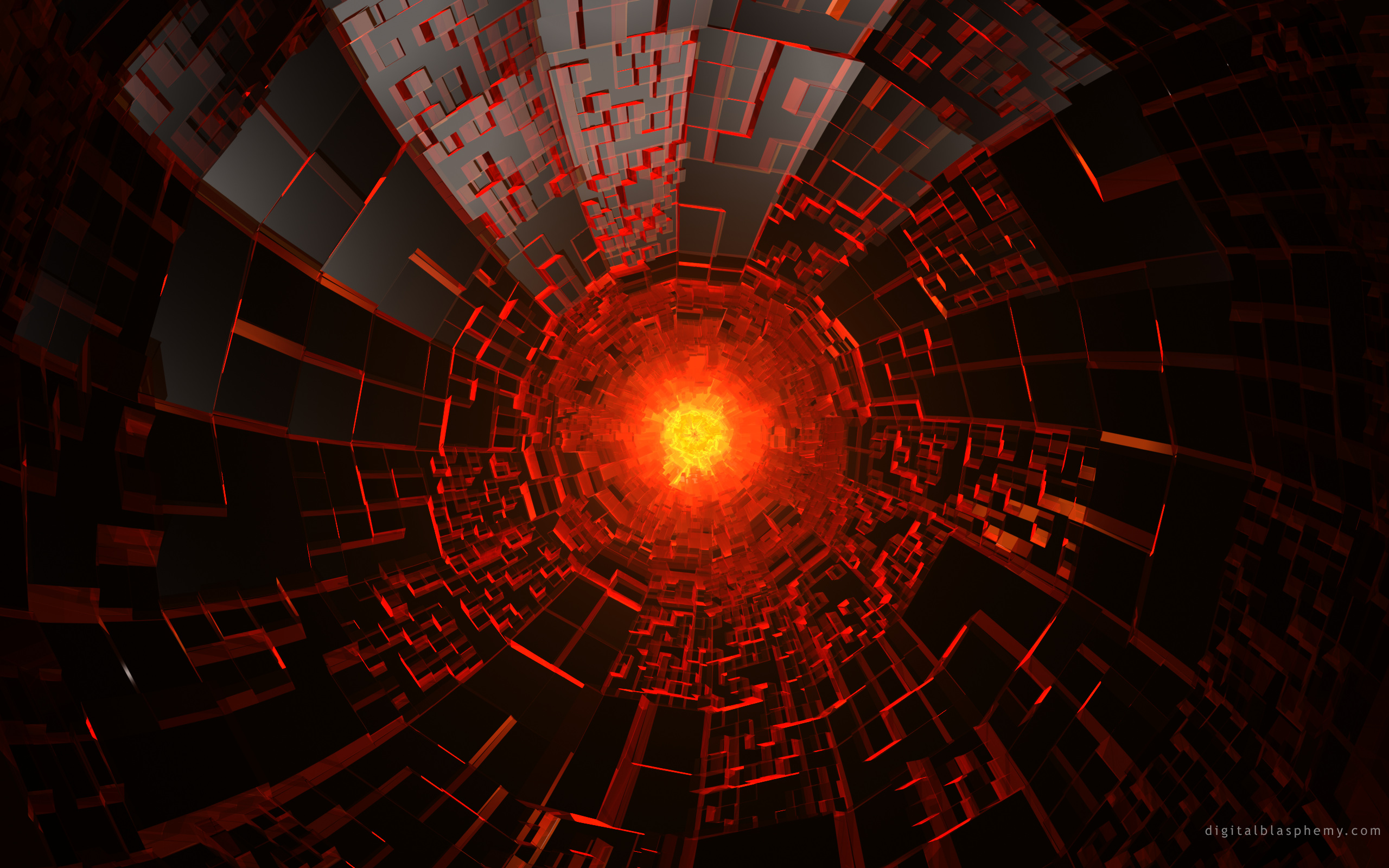 Abstract 3d render wallpaper | 2560x1600 | 20076 | WallpaperUP