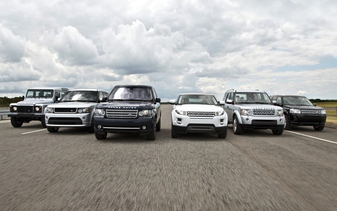 Cars land rover suv front view range rover evoque land rover range rover vogue wallpaper