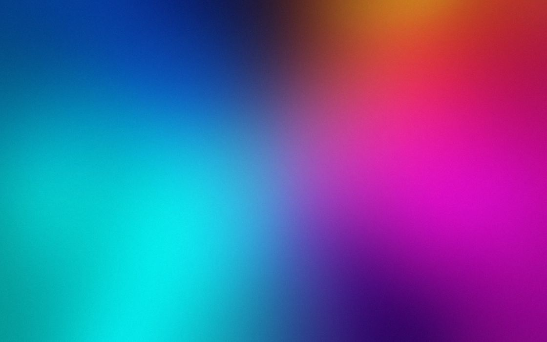 Abstract multicolor gaussian blur wallpaper