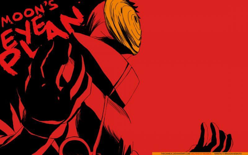 Naruto shippuden akatsuki tobi uchiha madara wallpaper