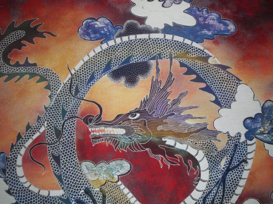 Dragons dragon ball z wallpaper