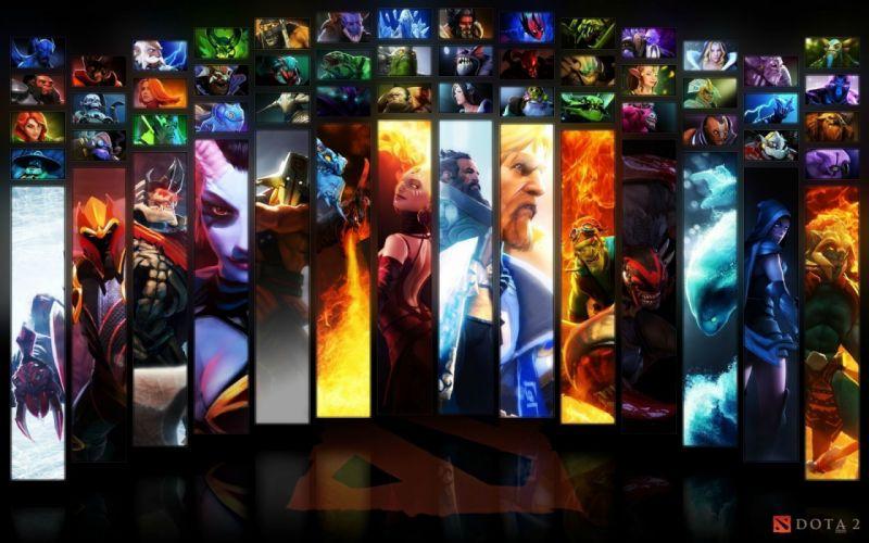Video games heroes dota dota 2 wallpaper