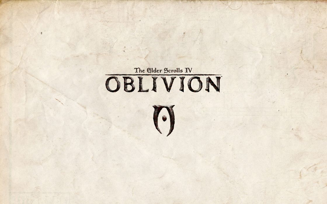 The elder scrolls the elder scrolls iv oblivion iv wallpaper