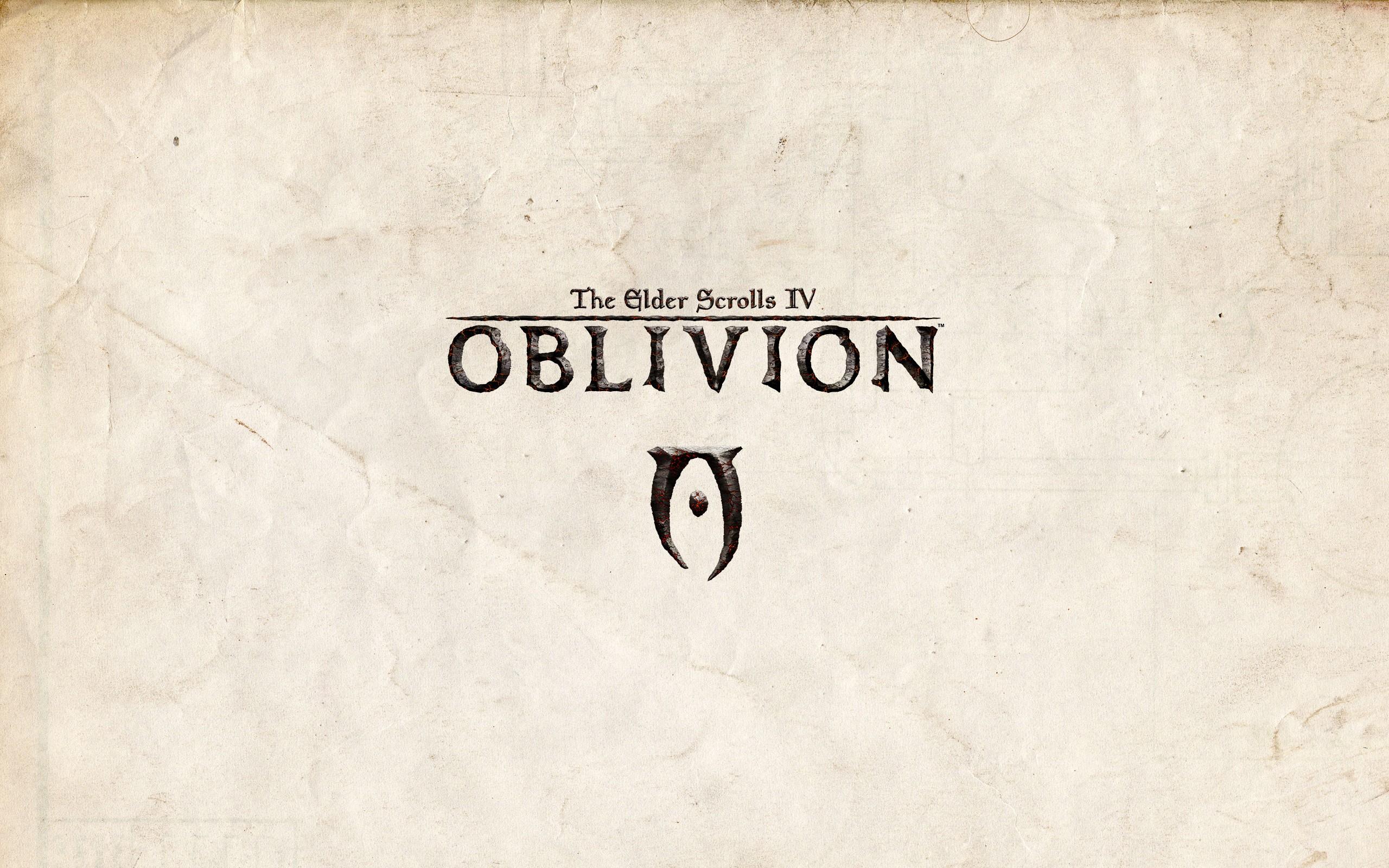 The Elder Scrolls The Elder Scrolls Iv Oblivion Iv Wallpaper