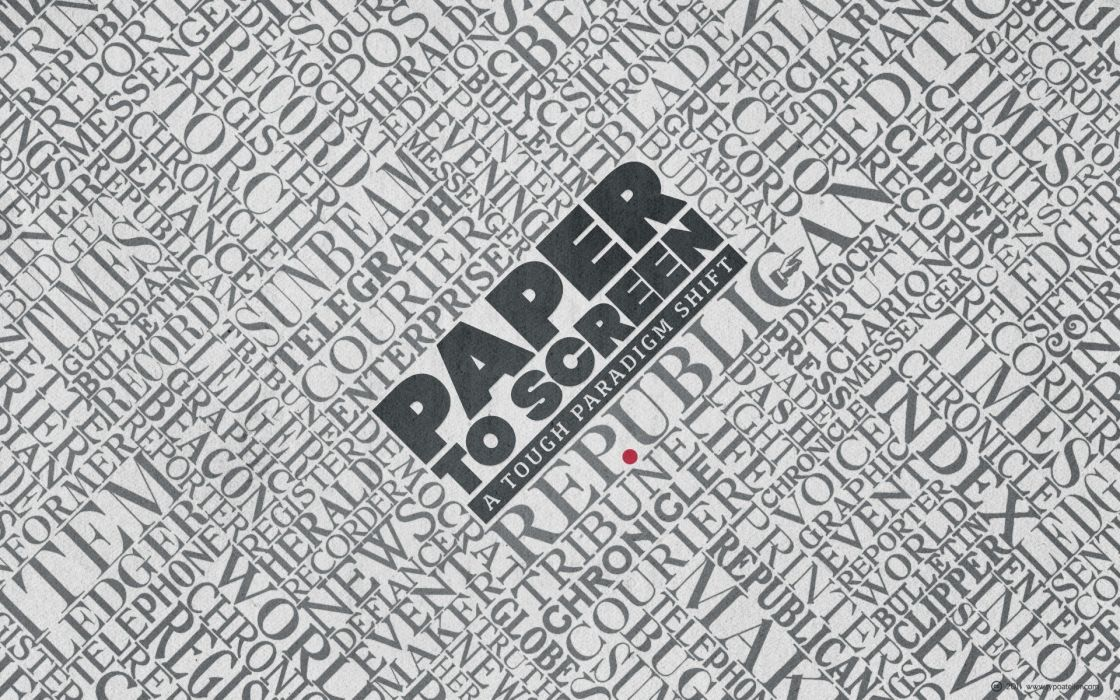 Paper texts typography font wallpaper